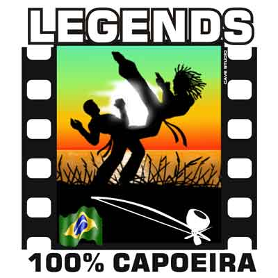 Capoeira Legends - 5 Unidades