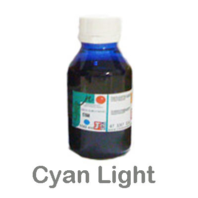 Tinta Sublim�tica (CYAN LIGHT) AZUL LIGHT 100ml