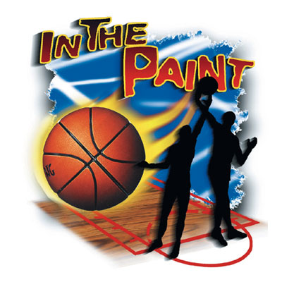 Basquete in the paint - Adulto - 5 Unidades