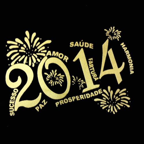 2014 - Feliz ano novo